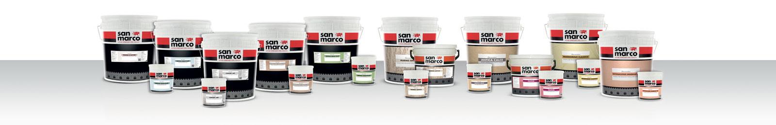 Produkty San Marco