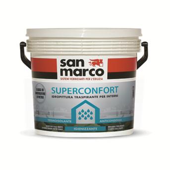 SUPERCONFORT – zamezuje tvorbě kondenzátu, tepelně izolační, odolný vůči plísni