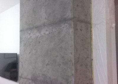 Krb – efekt betonu