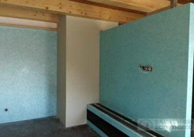 Obývací pokoj, věšáková stěna – CADORO