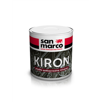 KIRON – kovářská barva do interiéru i exteriéru, antikorozní