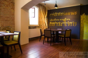 Restaurace SIAM THAI Brno – MARCOPOLO LUXURY