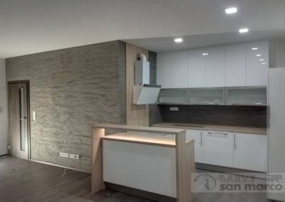 Kuchyň v RD – MARMO ANTICO