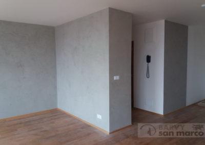 Interiér bytu v Brně – MARMORINO CLASSICO