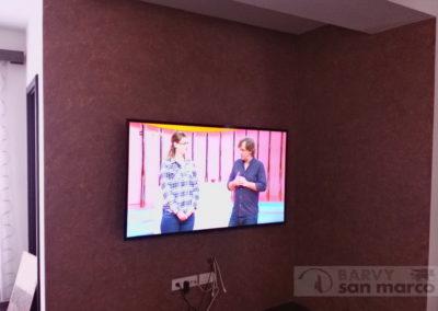 Stěna za TV – RILIEVO