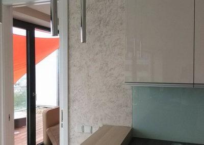 Obývací pokoj s kuchyní – ROXIDAN